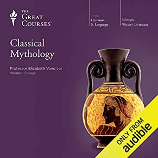 Classical Mythology cover art