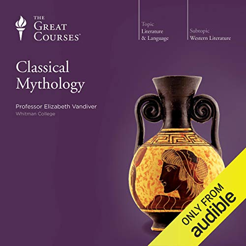 Couverture de Classical Mythology
