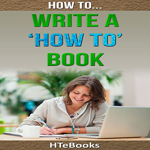 How to Write a How to Book audiobook cover art