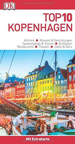 Top 10 Reiseführer Kopenhagen: mit Extra-Karte und kulinarischem Sprachführer zum Herausnehmen