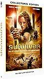 Survivor - Sternenkrieger - Limited Edition auf 50 Stück - Collector's Edition [Blu-ray]