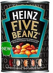 Heinz Beanz Baked Bean, Five Bean 415g
