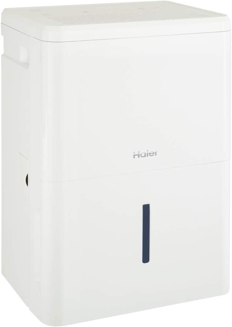 Haier Energy Star 20 Pint Dehumidifier with Digital Controls ...