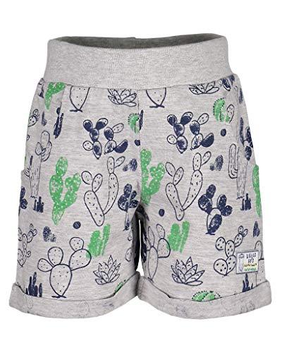Blue Seven Baby-Jungen Wirk Shorts, Grau (Nebel 920), Herstellergröße: 68