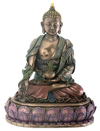 Buddhist Healing Medicine Religious Figurine