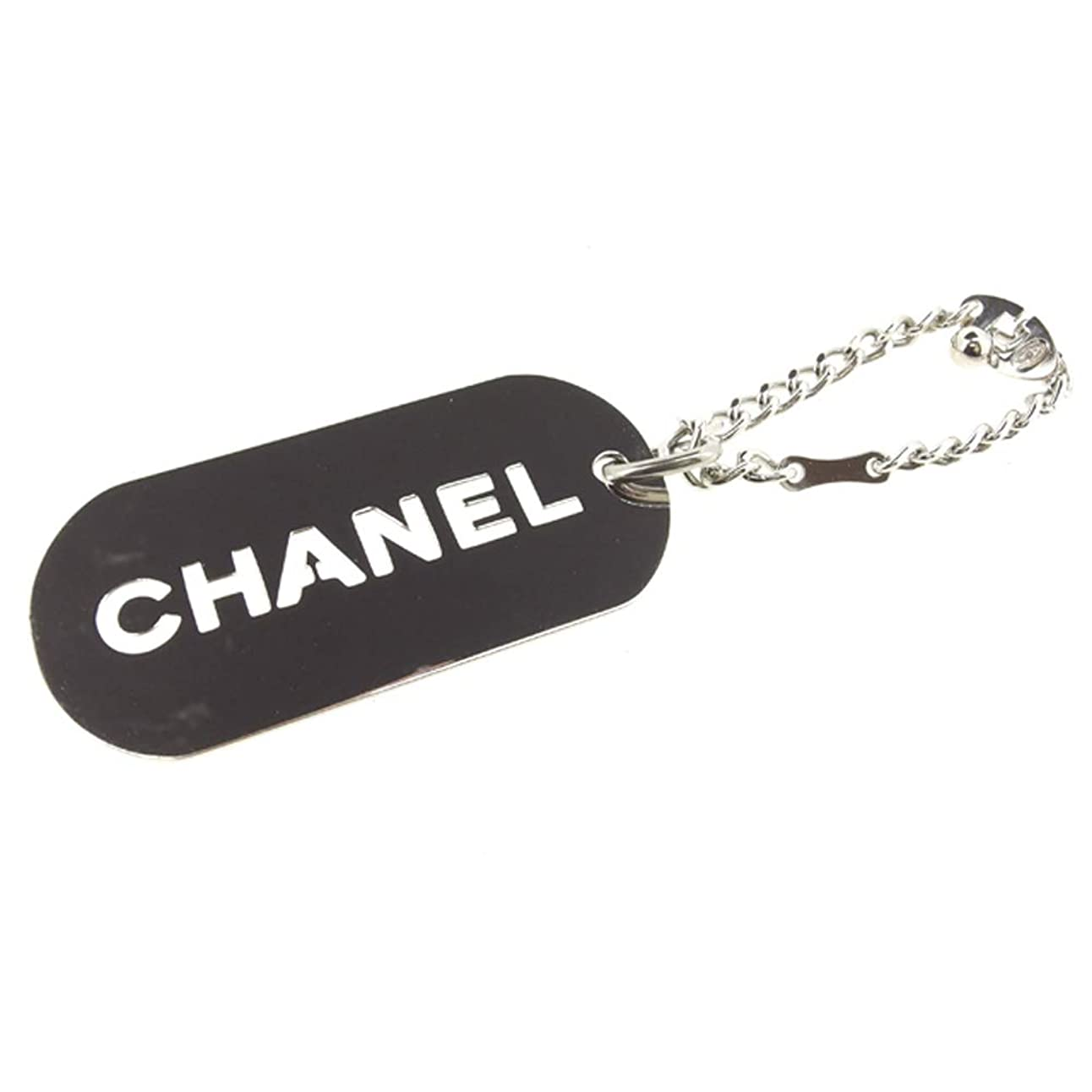 アトラスシリーズ結婚した(シャネル) Chanel キーホルダー キーリング シルバー レディース メンズ 中古 T8131