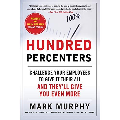Hundred Percenters audiobook cover art