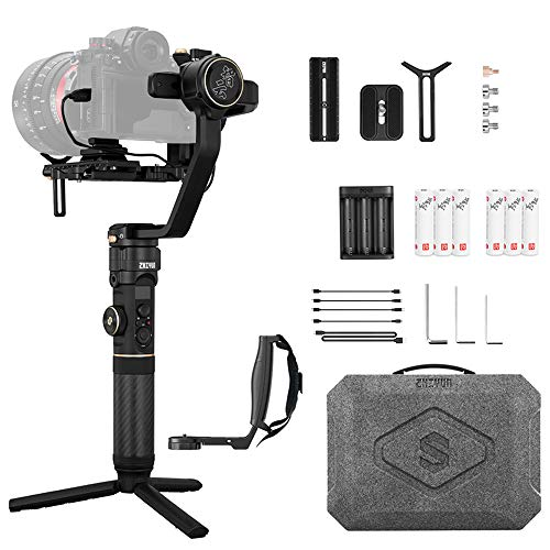 Zhiyun Crane 2S Combo 3-Axis Handheld Gimbal Stabilizer for DSLR Cameras