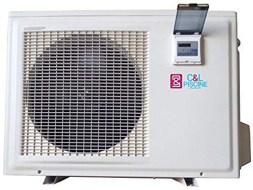 Pompe à Chaleur Piscine NRJ-8 7,9kW R32 WiFi / 60m3