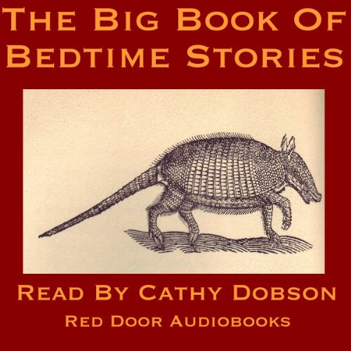 The Big Book of Bedtime Stories audiobook cover art