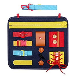SIMBOOM Toddlers Busy Board