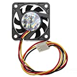 Ventilador Ordenador Enfriador 3 Pin 40MM De La CPU PC DC 12V 40X40X10MM 4CM V4