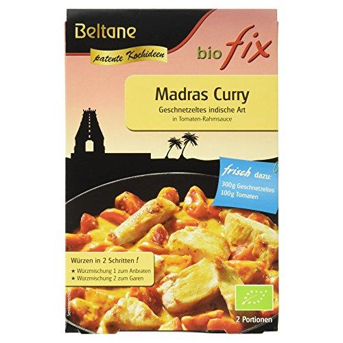 Beltane biofix Madras Curry - 2 Portionen, 19.7g