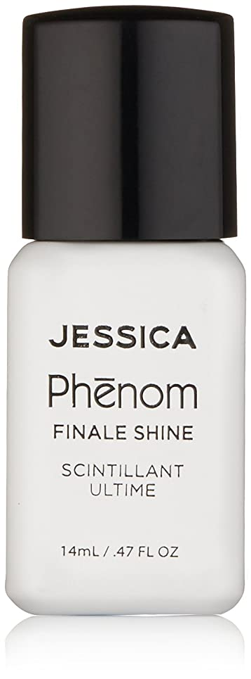 通行人天皇連続的Jessica Phenom Nail Lacquer - Finale Shine Top Coat - 15ml/0.5oz