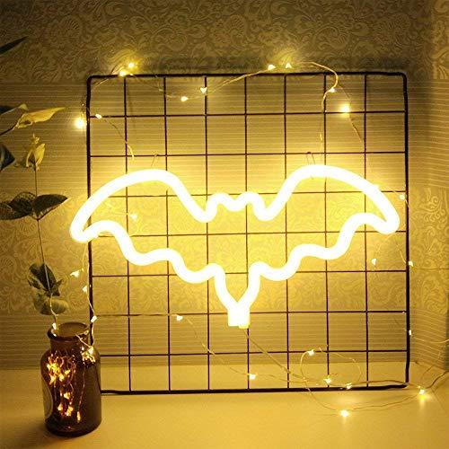Bitte Neonlicht Bittet Shaped Neonzeichen-Wand-dekorativer LDE-Nachtlicht Batterie/USB Operated Neon Wandleuchten für Mädchen Geburtstag Raum-Dekor-Partei-Dekoration Weihnachten Club (warmweiß)