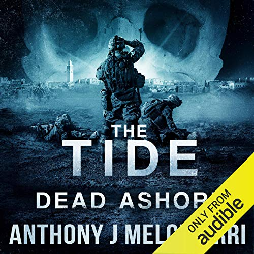 The Tide: Dead Ashore  By  cover art