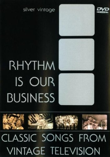 Various Artists - Classic Songs From Vintage Television: Rhythm Is Our Business [Reino Unido] [DVD]