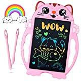 Girls Toys Gifts LCD Writing Tablet for Kids, Toddler Toys for 3 4 5 6 7 8 Years Old Girls Boys, Educational and Learning Toys Doodle Board Drawing Pads, Birthday Gifts Stocking Stuffers for Girls