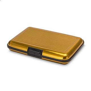 JB Credit Cards Holder For Unisex, 10x8 CM - Black