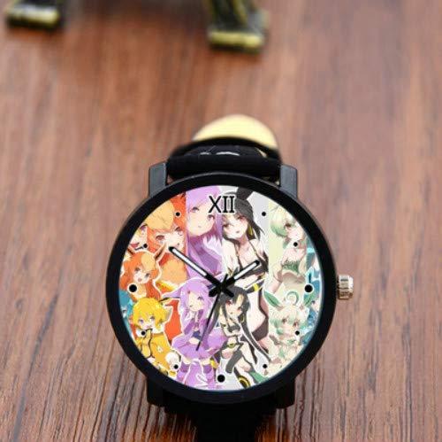 Pokemon watch periféricos de anime Versión coreana del reloj grande de Pokemon para hombre, regalo de cumpleaños creativo para estudiantes masculinos y femeninos