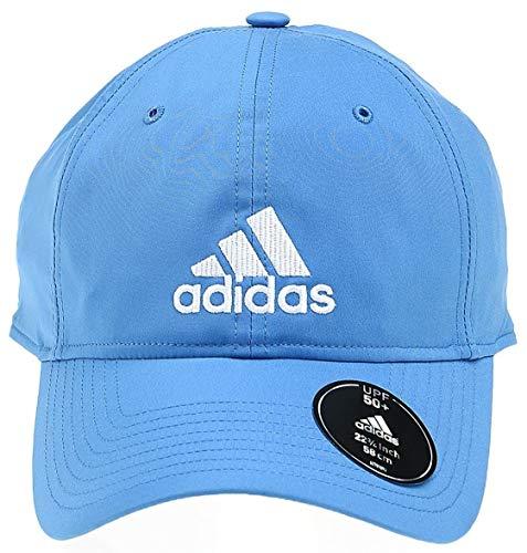 Gorra de béisbol Adidas Performance, Hombre, azul claro, talla única