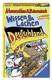 Ravensburger 23382 Mauseschlau & Bärenstark Wissen und Lachen – Deutschland Mitbringspiele,...