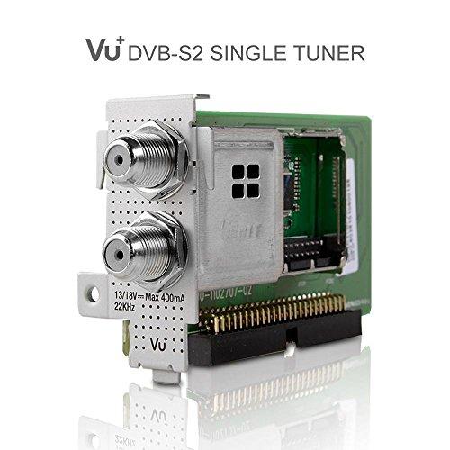 VU+ DVB-S2 Single Sat Tuner für Duo2 / Ultimo / Solo SE / Solo SE V2 / Solo 4K