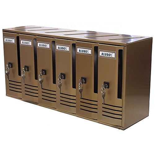 all Sortier Postraum würfelförmig Videocassetten 6, br, c6
