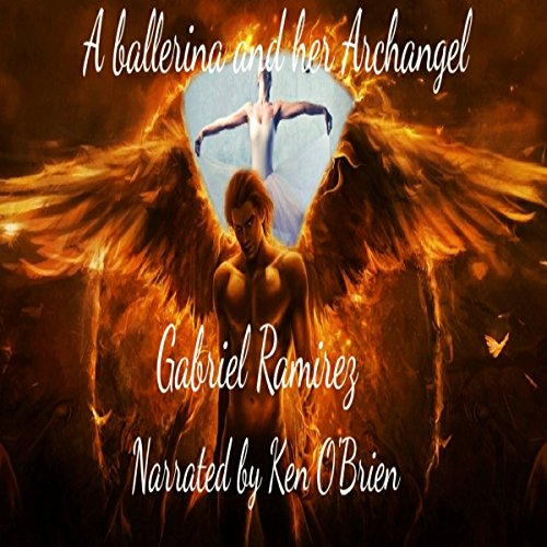 A Ballerina and Her Archangel audiobook cover art