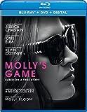 Molly'S Game (2 Blu-Ray) [Edizione: Stati Uniti] [Italia] [Blu-ray]
