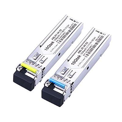 10Gtek 1.25Gb/s SFP BIDI Transceiver