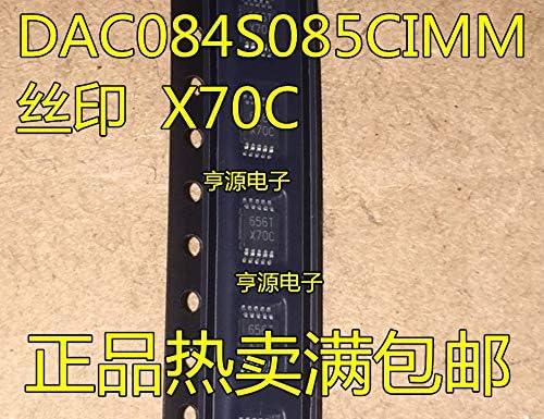 Lysee Cable Winder - 5 PCS DAC084S085CIMM DAC084S085CIMMX silk-screen X70C micro power converter