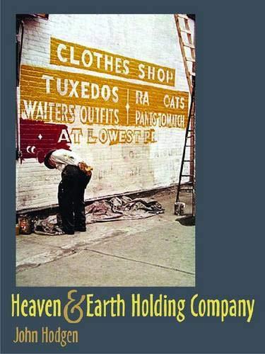 Heaven & Earth Holding Company (Pitt Poetry Series)