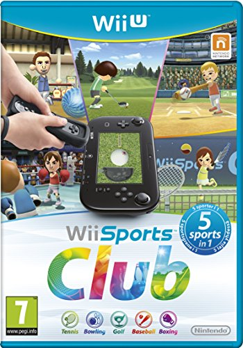 Wii Sports Club Wiiu- Nintendo Wii U