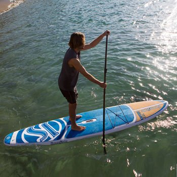 Jimmy Styks Hybrid Stand-up Paddleboard