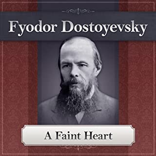 A Faint Heart audiobook cover art