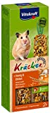 vitakraft 25152 - kräcker al miele hamsters p/2