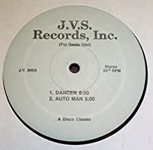 Various - Dancer / Auto Man - J.V.S. Records, Inc. - JV 945