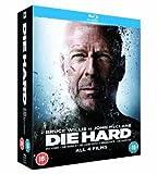 Die Hard Quadrilogy (4 Blu-Ray) [Edizione: Regno Unito] [USA] [Blu-ray]