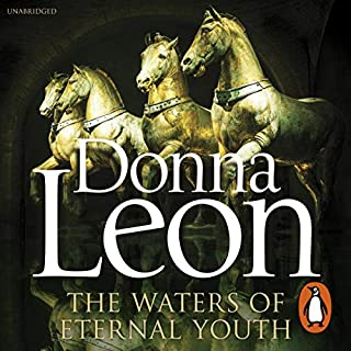 The Waters of Eternal Youth     Brunetti 25              De :                                                                                                                                 Donna Leon                               Lu par :                                                                                                                                 David Rintoul                      Durée : 8 h et 5 min     1 notation     Global 4,0