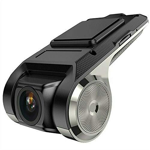 TOTMOX Dash Cam, 1080P Full HD Dashcam per auto, con registrazione in loop, G-sensor, Motion Detection, Supporto WiFi/GPS/ADAS Funzione