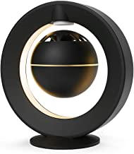 Levitating Speaker,KABADDI Floating Bluetooth Speaker with 3D Surround Sound,360 Degree Rotation,for Home Office Desk Decor,Gift Ideal(Black)