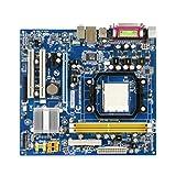lilili Placa Base Fit For Gigabyte GA-M61PME-S2 Placa Base De Segunda Mano M61PME-S2 USB2.0 Socket AM2 DDR2 SATA2 Placa Base
