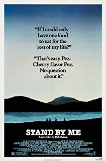 Pop Culture Graphics Stand by Me 11 x 17 Movie Poster - Style D