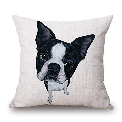 Custom Pillow Covers Kissenbezug, dekorativer Kissenbezug für Zuhause, Sofa, Auto, 45,7 x 45,7 cm R-13