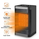 Best Room Space Heaters - Space Heater Office Portable Heater - Personal Electric Review