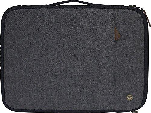 PKG Stuff Waterproof Laptop Sleeve Case, PKG LS01-13-DRI-DGRY, Dark Gray