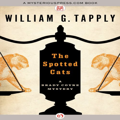 Spotted Cats audiobook cover art
