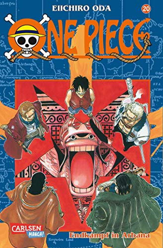 One Piece, Bd.20