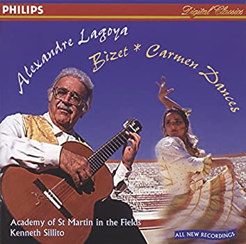 Bizet/Albéniz/Lagoya/Tárrega: Carmen Dances/Asturias/Variations Sur ''Jeux Interdits''
